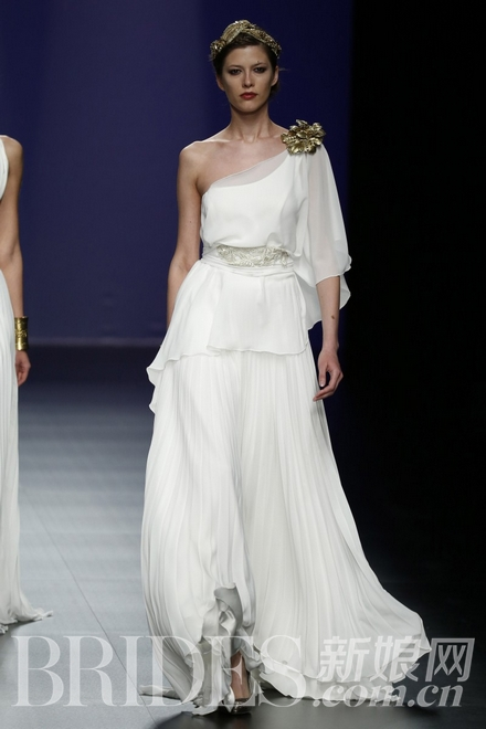 巴塞罗那婚纱周:Matilde Cano 2016 SPRING