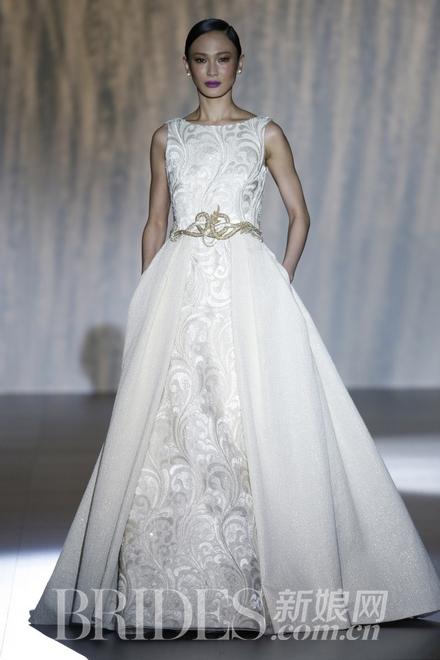 巴塞罗那婚纱周:Patricia Avendano 2016 SPRING