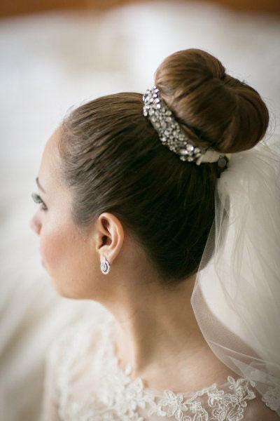 梦幻的户外婚礼新娘发型推荐