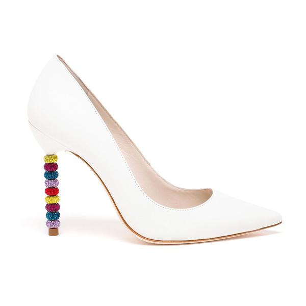 只要选对 婚鞋可以天天穿