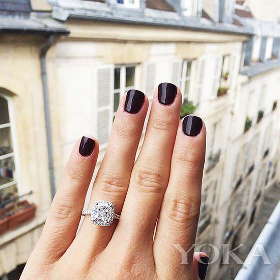 婚前戴右手婚后戴左手 一个订婚戒指怎么讲究这么多