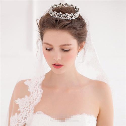 五大类型的新娘皇冠 你喜欢哪款