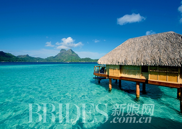浪漫海岛婚礼倒计时