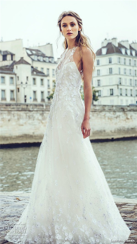 Sabrina Dahan 2016婚纱礼服系列