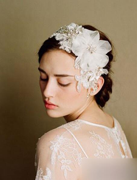 唯美欧美新娘发型 小清新气质十足