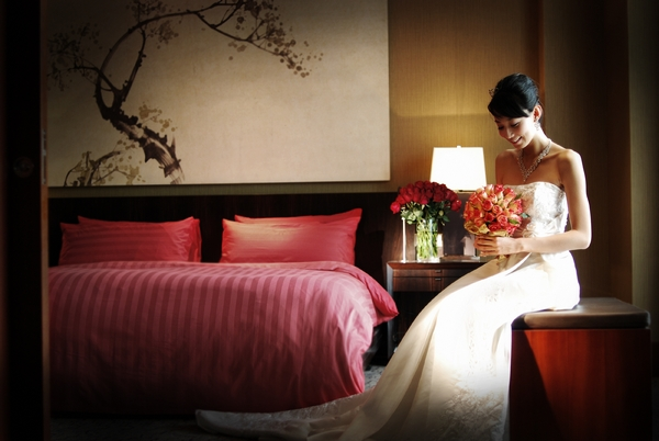 北京丽晶酒店 梦.镜 婚礼秀