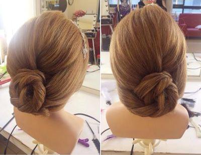 2016婚紗髮型的趨勢
