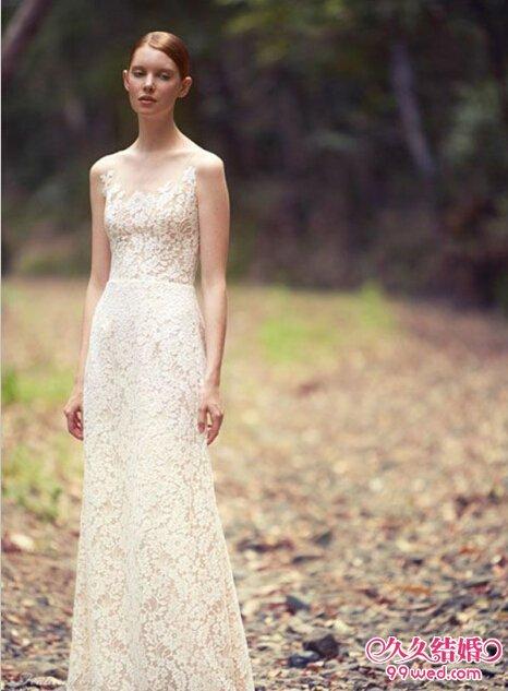 George Wu透视性感婚纱系列