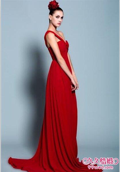春节新娘红装礼服推荐 做最美新娘